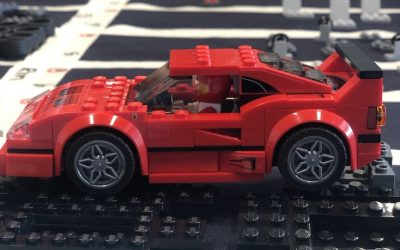 Entrenamiento Lean & Lego